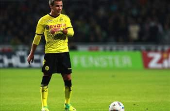 Gotze: I would vote Messi for the Ballon d'Or