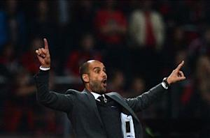 Guardiola disappointed by draw despite topping Bundesliga
