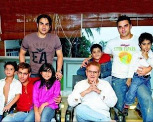 Bollywood's First Families