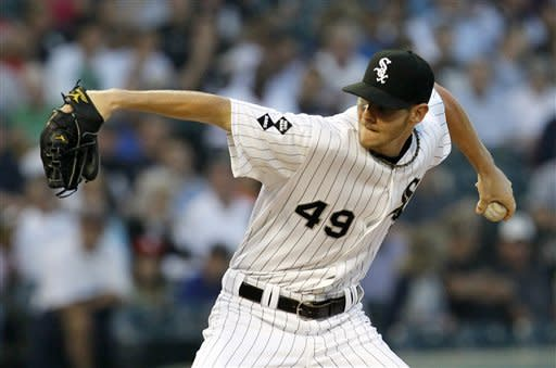 Sale  fans 13 as Chisox sweep Yankees