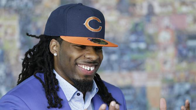 Bears agree to deal with first-round pick WR Kevin White