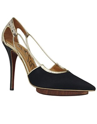 The New Classic Black Pump