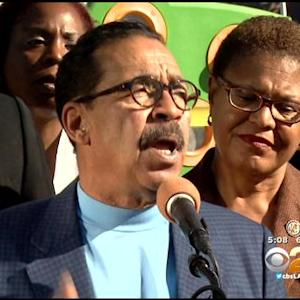 Local Civic, Religious Leaders Call For Calm In Preparation Of Grand Jury Decision On Ferguson Shooting