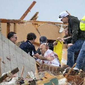 Tornado outbreak: Clean-up efforts begin in 12 states