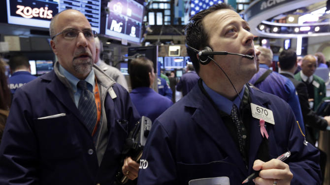 Stocks rebound on home prices, earnings; Dow up 99