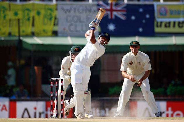 2nd Test - India v Australia: Day 4