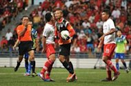 'Playing away is never easy' - LionsXII coach Sundramoorthy admits a victory will be hard against Johor FC