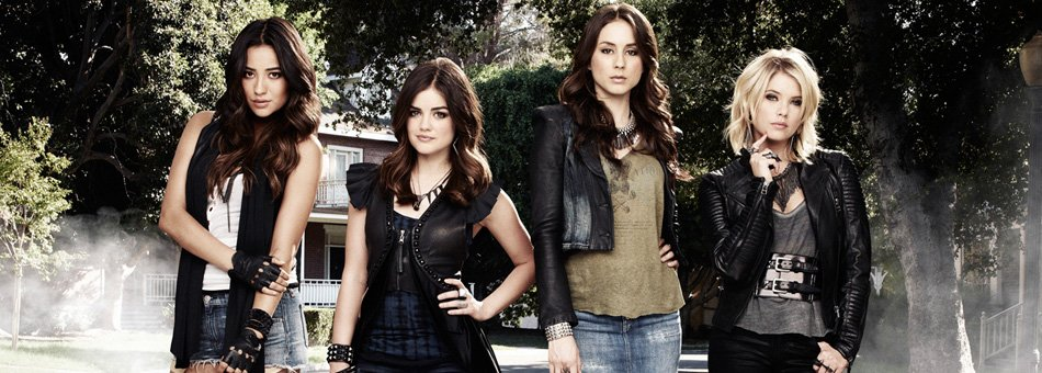 Pretty Little Liars Season 4 Episode 10: The Mirror Has Three Faces