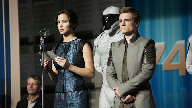 'Catching Fire' box-office haul revised to $158.1M