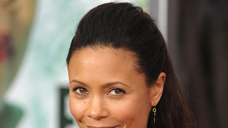 For Colored Girls 2010 NY Premiere Thandie Newton