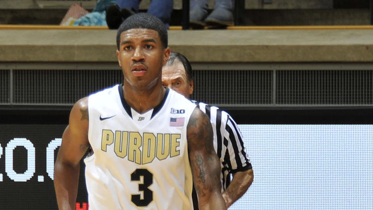 NCAA Basketball: Ohio State at Purdue