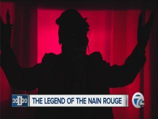 The legend of the Nain Rouge