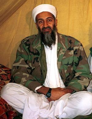 This is an undated file photo shows then-al Qaida leader Osama bin Laden, in Afghanistan. After Navy SEALs killed Osama bin Laden, the White House released a photo of President Barack Obama and his cabinet inside the Situation Room, watching the daring raid unfold. Hidden from view, standing just outside the frame of that instantly iconic photograph was a career CIA analyst. In the hunt for the world's most-wanted terrorist, there may have been no one more important. His job for nearly a decade: finding bin Laden. (AP Photo)