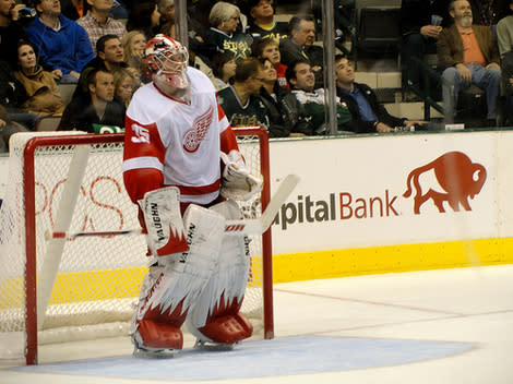 Detroit Red Wings Goalie Jimmy Howard Deserves Every Penny of His Six-year $31.8 Million Contract Extension