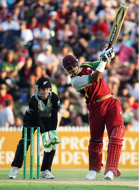New Zealand v West Indies - Twenty20 International