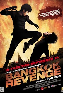 Poster of Bangkok Revenge