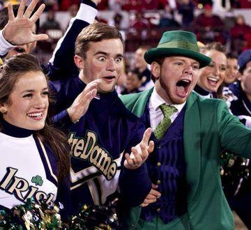 BCS standings: For Notre Dame, it's one win and in