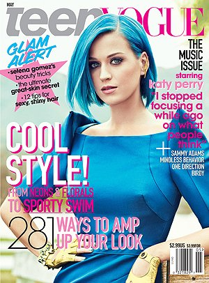 Katy Perry: 'I'm Tired of Being Famous Already'