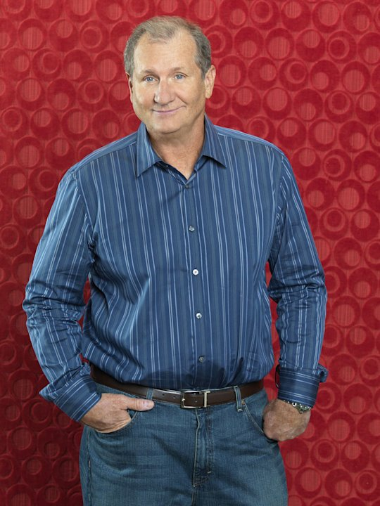 "Ed O'Neill stars as Jay in ""Modern Family."""