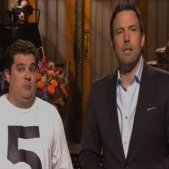 &#39;SNL&#39; Recap: Ben Affleck Episode Sends Bill Hader Off in Style