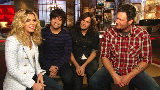 The Band Perry Interview