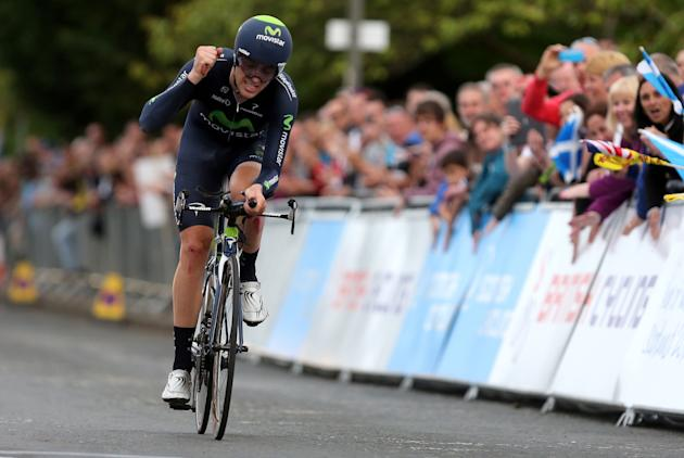 Cycling - National Road Race Championships - Day One - Glasgow