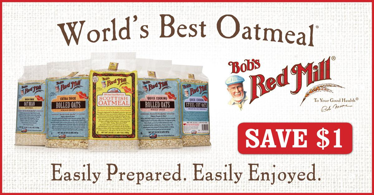 Bob's Red Mill - Oats