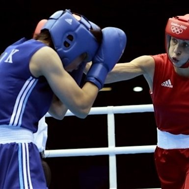 Debut over, Olympic women boxers look to final The Associated Press Getty Images