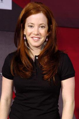 Amy Davidson at the Hollywood premiere of Disney and Pixar's The Incredibles