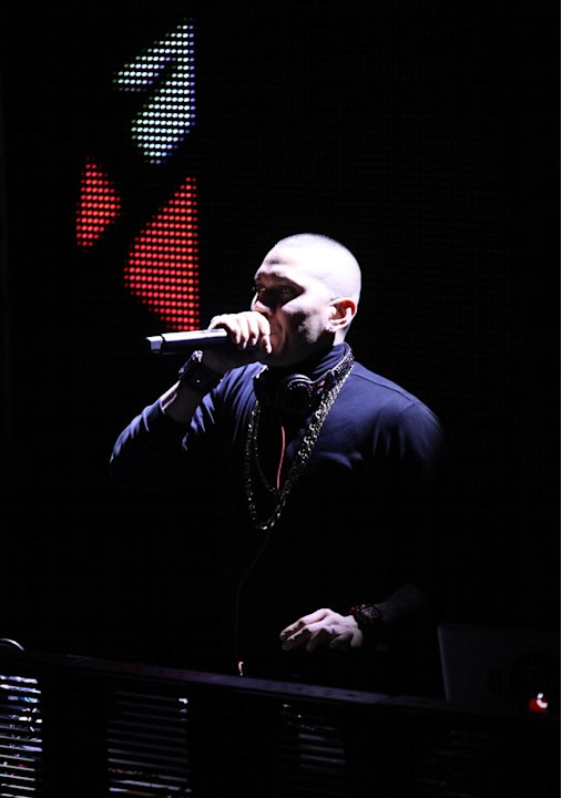Taboo performs onstage at Park City Live Day 6 on Tuesday, January 22, 2013, in Park City, Utah. (Photo by Barry Brecheisen/Invision for Park City Live/AP Images)