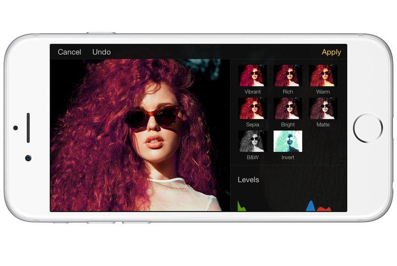 Pixelmator brings its powerful image editor to the iPhone