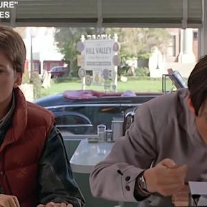 """""""Back To The Future"""" 30 years later"""