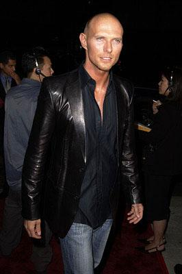 Luke Goss at the Beverly Hills premiere of I Am Sam