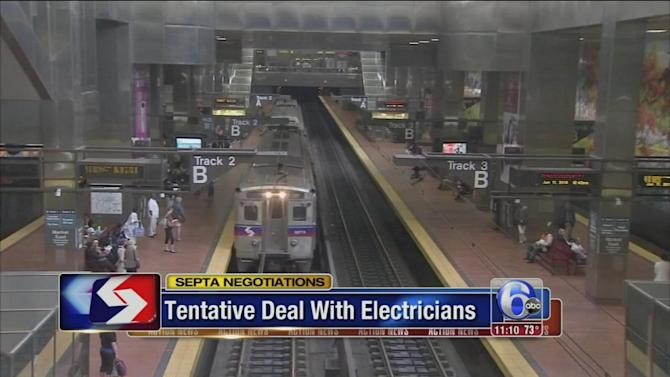 SEPTA, union reach tentative agreement in contract dispute