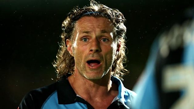 Wycombe Wanderers' player manager Gareth Ainsworth