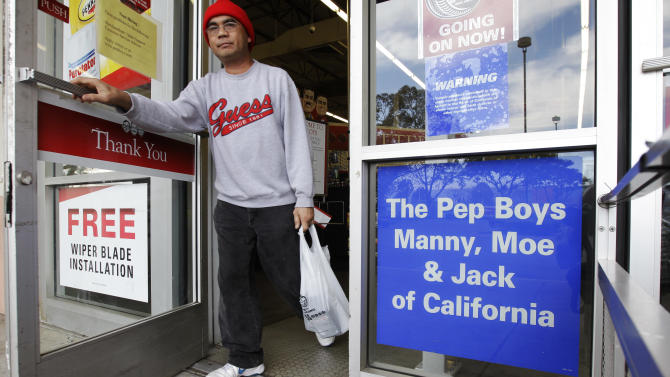 Pep Boys agrees to be acquired for about $791M