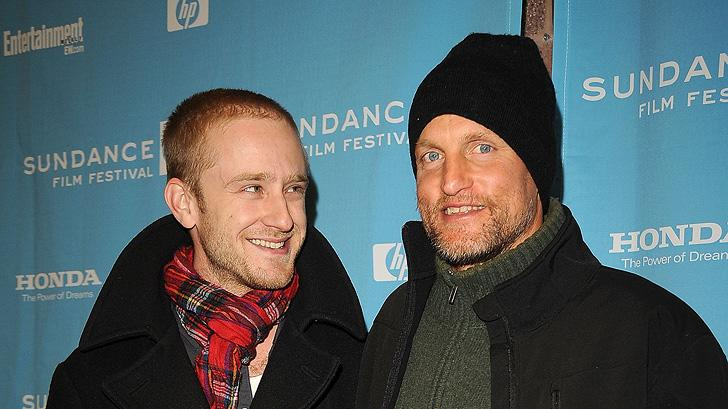 Sundance Film Festival 2009 Screenings Ben Foster Woody Harrelson