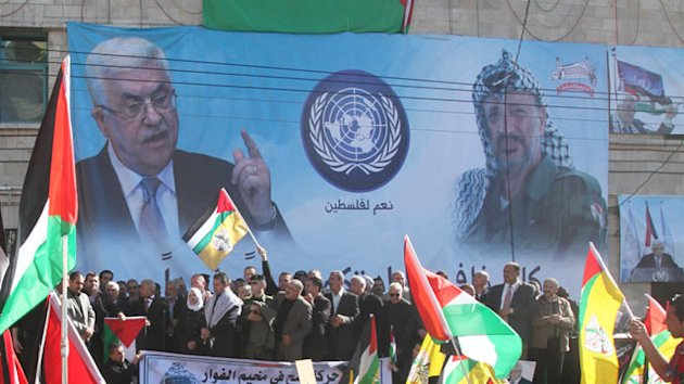 Palestine Wins Statehood Status (ABC News)