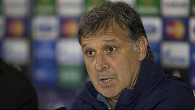 Champions League - Martino: Speed key to beating Celtic