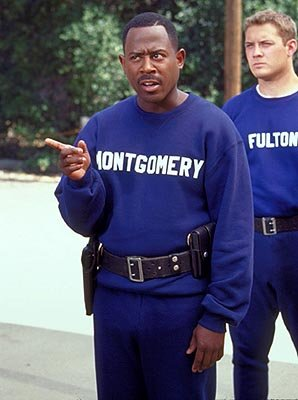 Martin Lawrence in Columbia's National Security