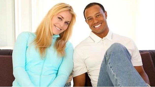 Alpine Skiing - It's official: Tiger Woods and Lindsey Vonn are dating
