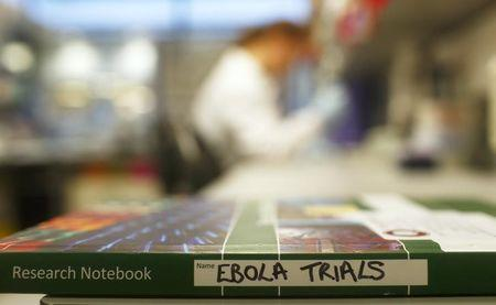 Two experimental Ebola vaccines pass safety test in African trial