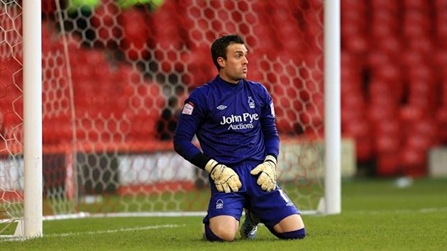 Nottingham Forest goalkeeper Lee Camp (PA Sport)