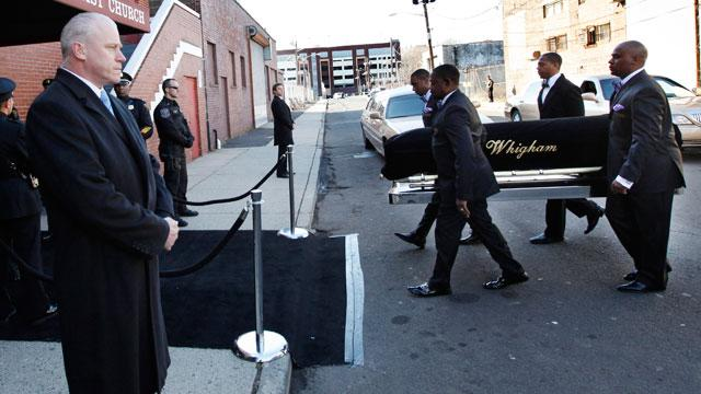 Whitney Houston Funeral: Singer Laid to Rest