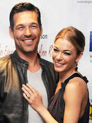 Eddie Cibrian and LeAnn Rimes&#x2014;they look exactly alike!