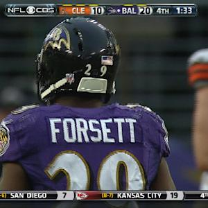 Week 17: Baltimore Ravens running back Justin Forsett highlights