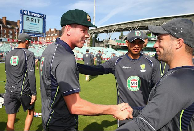 England v Australia: 5th Investec Ashes Test - Day One