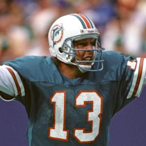 NFL Legends: Miami Dolphins quarterback Dan Marino career highlights