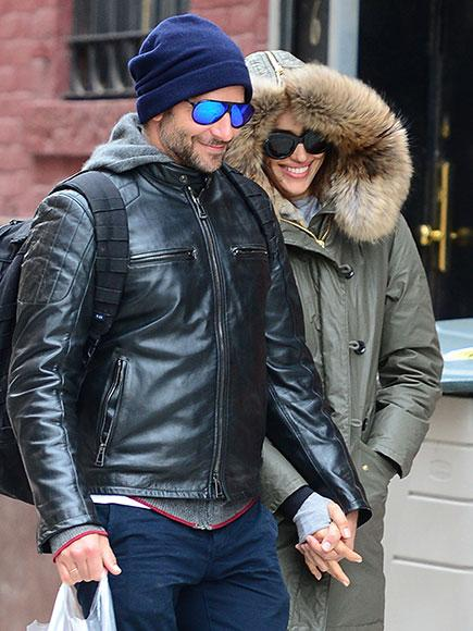 What Split? Bradley Cooper and Irina Shayk Have PDA-Filled Week in N.Y.C.