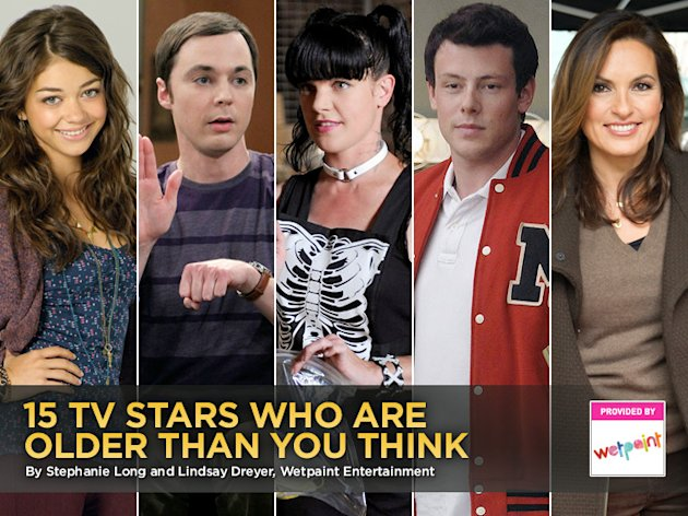 TV Stars Who Are Older Than …